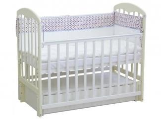 Детская кровать из массива 328 - Мебельная фабрика «Воткинская промышленная компания»