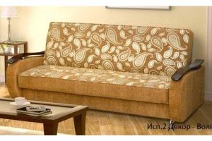 Диван прямой Книжка-2 - Мебельная фабрика «Уютный Дом»