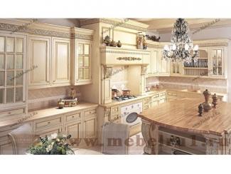 Кухня  Император  из массива дуба - Мебельная фабрика «Лидер Массив»