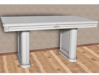 Стол обеденный ГРАФ эмаль - Мебельная фабрика «Нижегородец»