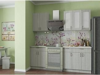 Прямая кухня Легенда 22 ЛДСП - Мебельная фабрика «Ваша мебель»