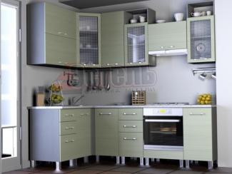 Кухонный гарнитур угловой Штрокс - Мебельная фабрика «Эстель»