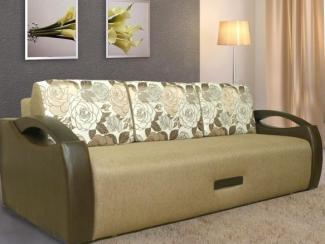 Диван прямой Канзас тик-так - Мебельная фабрика «Волгоградский мебельный комбинат»