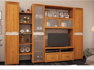 Гостиная Люкс 4 - Мебельная фабрика «Кухни Заречного»
