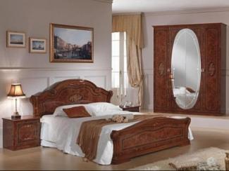 Спальный гарнитур «Виктория орех» - Оптовый мебельный склад «Дина мебель»