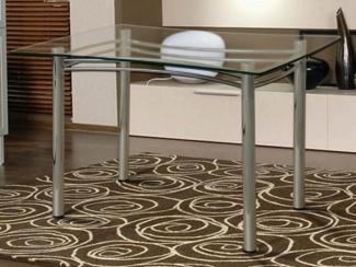 Стол обеденный из стекла Монарх - Мебельная фабрика «Версаль»