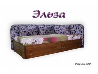 Кровать с подъемным механизмом  Эльза - Мебельная фабрика «ВЭФ», г. Владимир