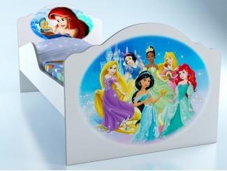 Детская кровать Принцессы - Мебельная фабрика «Грифон Стайл»
