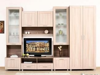 Гостиная стенка Фиджи комплектация 8 - Мебельная фабрика «Сильва»