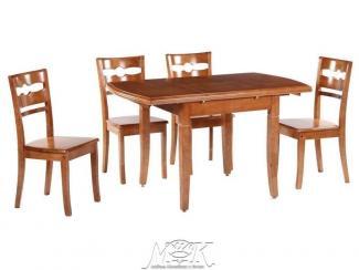 Стол обеденный А01 вишня