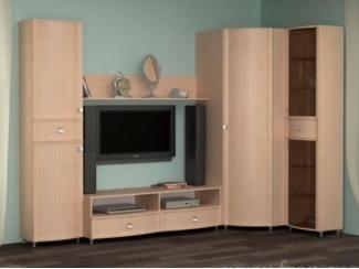Модульная гостиная со шкафом Сицилия  - Мебельная фабрика «Фран»