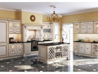 Кухня Афина Оро - Мебельная фабрика «Avetti»