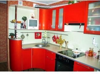 Кухня угловая 16 - Мебельная фабрика «Мебель от БарСА», г. Киров