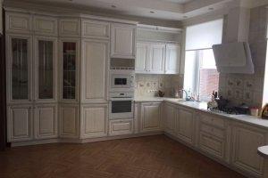 Классическая белая  кухня - Мебельная фабрика «МиАн»
