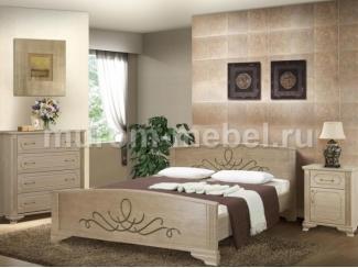 Спальный гарнитур Нова - Мебельная фабрика «Муром-мебель»