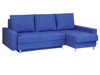 Синий диван Тахта 1 - Мебельная фабрика «Уютный Дом», г. Владимир