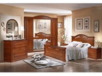 Комфортная спальня Рамина  - Мебельная фабрика «Слониммебель»