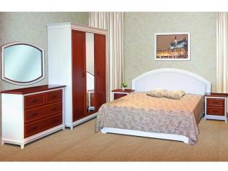 Спальня «Премьера4» - Мебельная фабрика «Бакаут»