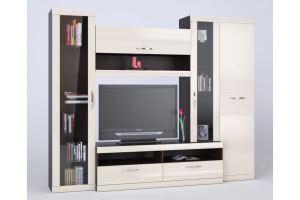 Гостиная Афина 1 - Мебельная фабрика «Успех»
