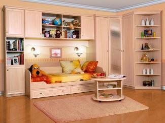 Детская 26 - Изготовление мебели на заказ «Детская мебель», г. Москва