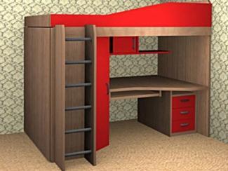 Детская Уголок школьника 2 - Мебельная фабрика «Мебель Jazz»