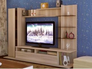 Гостиная стенка Латте 1 - Мебельная фабрика «Ник (Нижегородмебель)»