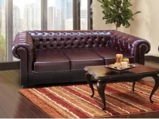 Диван прямой Виконт - Мебельная фабрика «Молодечномебель»