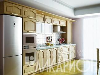 Кухня прямая «Жаклин Виктория»