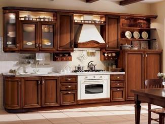 Кухня прямая Veneta - Мебельная фабрика «Zetta»