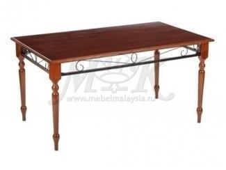 Стол обеденный MK-1945-RO - Импортёр мебели «Мик Мебель (Малайзия, Китай, Тайвань, Индонезия)», г. Москва