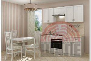 Кухня небольшая Дзета-Кембридж - Мебельная фабрика «ВМК-Шале»