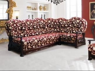угловой диван Алина 97 дельфин - Мебельная фабрика «Алина-мебель»