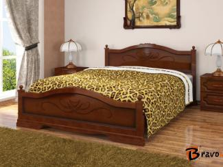 Кровать Карина - Мебельная фабрика «Bravo Мебель»