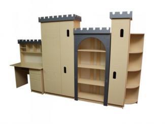 Детская Замок - Мебельная фабрика «Мебель эконом»