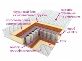 Матрас Комфорт баунти - Мебельная фабрика «Деликат»