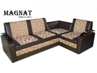 Угловой диван Венеция 7 ДУ  - Мебельная фабрика «Магнат»