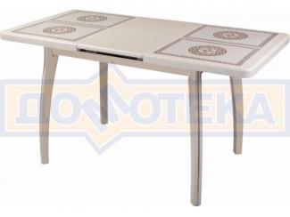 Стол с керамической плиткой Шарди ПР - Мебельная фабрика «Домотека»