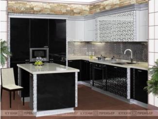 Кухня Оливия Арт - Мебельная фабрика «Кухни Премьер»
