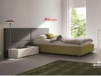 Кровать со стеновым изголовьем в детскую Звезда - Мебельная фабрика «МебельЛайн»