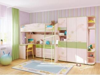 Детская Акварель 2 - Мебельная фабрика «Витра»