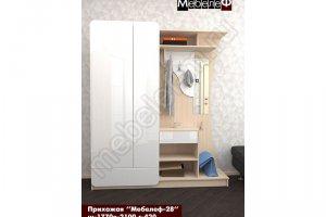 Прихожая Мебелеф 28 - Мебельная фабрика «МебелеФ» г. Владимир