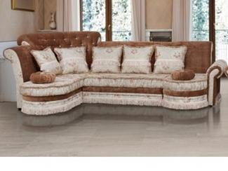 Дорогой угловой диван