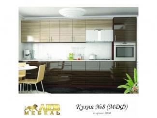 Кухня МДФ 8 - Мебельная фабрика «Лев Мебель»