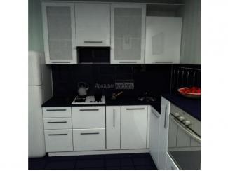 Кухонный гарнитур Арт-Модерн 13 для небольшой кухни - Мебельная фабрика «Аркадия-Мебель»