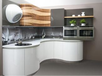 Кухонный гарнитур угловой Регата - Мебельная фабрика «Камеа»