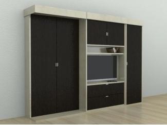 Трехсекционная модель в гостиную VITA - Мебельная фабрика «SMARTI»