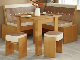 Кухонный уголок «Кантри» - Мебельная фабрика «ТриЯ»