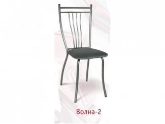 Черный стул Волна 2 - Мебельная фабрика «Гранд Хаус», г. Москва