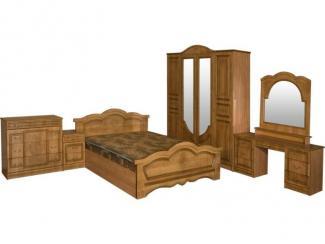 Спальный гарнитур Мария - Мебельная фабрика «Виктория»