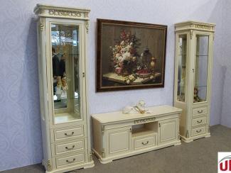 Мебельная выставка Краснодар: Гостиная - Мебельная фабрика «Арида»